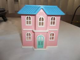 Little Tikes Barbie Dollhouse Furniture by Little Tikes Miniature Dollhouse Size Victorian Playhouse