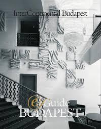 luxury budapest 2015 u2013 hotel intercontinental u2013 eguide by business