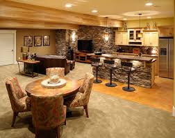 a frame kitchen ideas decoration ideas contemporary brown slate tile flooring design