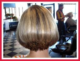 short stacked hairstyles for women over 50 short stacked bob