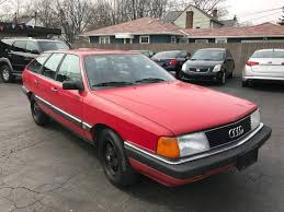 i am audi 5000 for 1 200 could this 1988 audi 5000s you avant garde