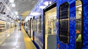 seatac light rail station sound transit link light rail seattle tacoma international airport
