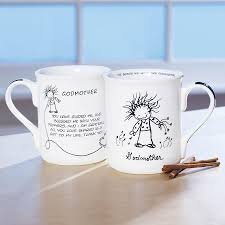 godmother mugs godmother mug enesco gift shop