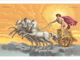 apollo greek god chariot art pinterest apollo