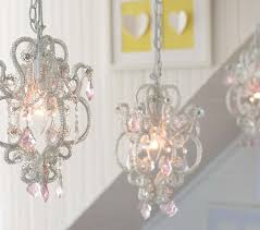 Chandelier For Kids Room by Gianna Mini Chandelier Pottery Barn Kids