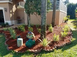trimming mulch u0026 lawn maintenance garden removal u0026 remodel big