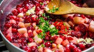 spicy pepper cranberry relish recipe nyt cooking