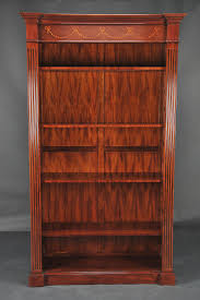 Ikea Tall Narrow Bookcase by Tall Skinny Shelf Two Tall Narrow Bookshelves Antique Pine Tall