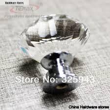 Hardware For Bedroom Furniture by Clear Glass Bedroom Furniture Dresser Door Kitchen Crystal Knobs