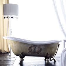 Claw Foot Bathtub Ws Bath Collections Epoca Impero 66 Inch Slipper Acrylic Clawfoot