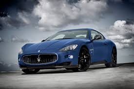 satin black maserati maserati granturismo s limited edition ps garage automotive