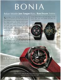 Jam Tangan Esprit Malaysia news relations ad time a lifetime brand starts with a