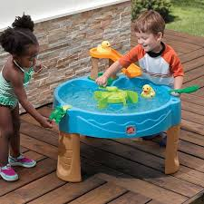 sand and water table costco step2 duck pond water table 18 months costco uk