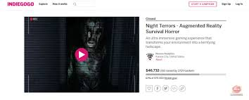Home Design App Game Creepy Ar Game Night Terrors Turns Home Into A Haunted World