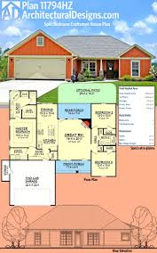 split bedroom apartments house plans that are affordable to build house plans