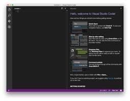 visual studio code for mac free download macupdate