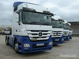 mercedes trucks for sale in usa used mercedes actros tractor units year 2010 price 31 321