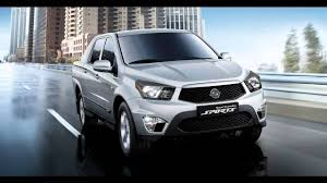 2013 ssangyong korando sports youtube