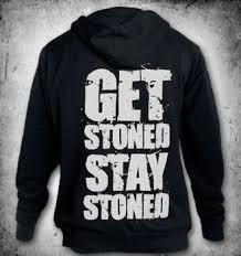 stone get stoned stay stoned zip hoody verkkopaita com