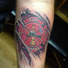 a maltese cross firefighters with special e flickr