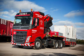 volvo heavy trucking heavy haul flat bed and oversized loads 2
