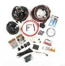 race car wiring harness painless 50003 universal race wiring