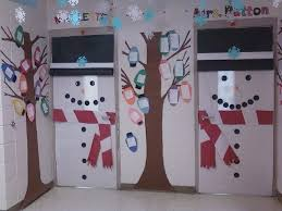 snowman door decorations awesome winter classroom door decorations with best 25 snowman