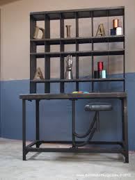 meuble bureau ancien meuble bureau tri postal industriel