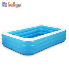 si e de baignoire grand bébé piscine gonflable piscine enfants épaissie carré