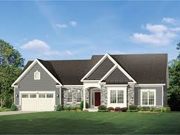 houses with 3 bedrooms eplans ranch house plan deep garage for extra storage 2006