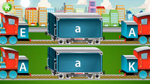 kids abc letter trains android apps on google play