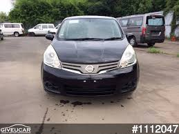 nissan note 2010 stock no nme1112047 nissan note 15x 2010 1500cc ndeeri