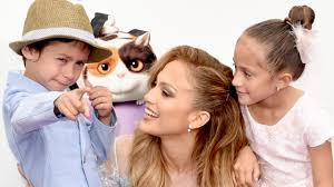 Jennifer Lopez Home by Like Jennifer Lopez Her Kids Max And Emme Are Perfect At U0027home
