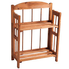 Home Decorators Catalog Request by Amazon Com Lavish Home 2 Shelf Bookcase Cedar Finish Kitchen