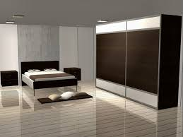 charming ultra modern bedroom lighting ideas with brown closet