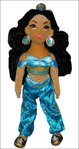 aladdin broadway musical princess jasmine plush doll