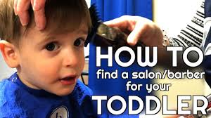 kyle vlog 3 haircut how to find a salon barber for a toddler