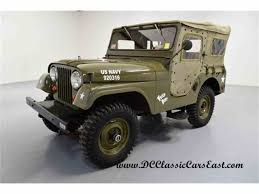 first willys jeep 1960 willys jeep for sale classiccars com cc 986285