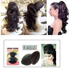 hair accessories online india be a in 30 seconds stylish hair extension kit hair