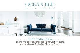ocean blu designs a contemporary coastal lifestyle home interior