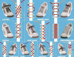 shoelace pattern for vans 10 ways to lace up your shoes creatively