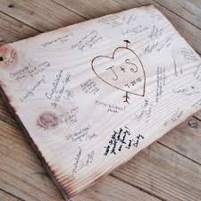 wedding guest book sign best wedding guest book wood sign products on wanelo