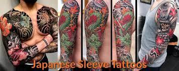 popular japanese sleeve tattoos allcooltattoos com