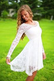white summer dress white summer for outfit4girls
