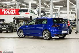volkswagen silver volkswagen golf r with ff01 in liquid silver hre performance wheels