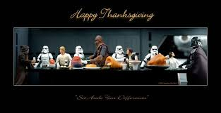 hilarious wars figure thanksgiving geektyrant