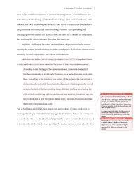 essay apa style sample footnotes essay