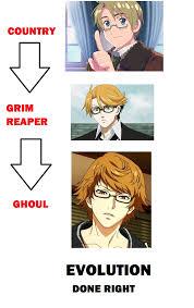Meme Anime - anime evolution meme by ukpotatoocean on deviantart