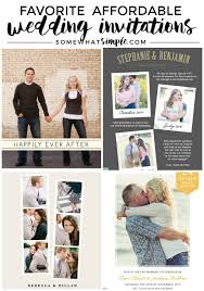 wedding invitations affordable affordable wedding invitations our top picks somewhat simple