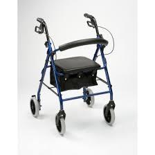 déambulateur 4 roues avec siège